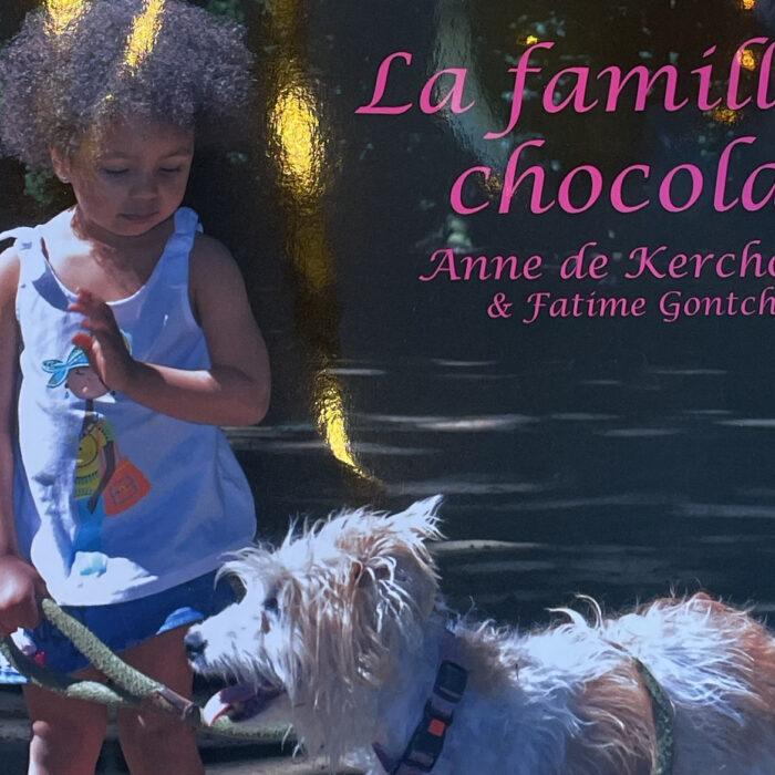 Anne de Kerchove, une mamy au coeur d'enfant